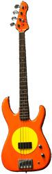 FleaBass Sunny Bass Orange