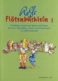 Flötenbüchlein 1 - Zuckowski, Rolf