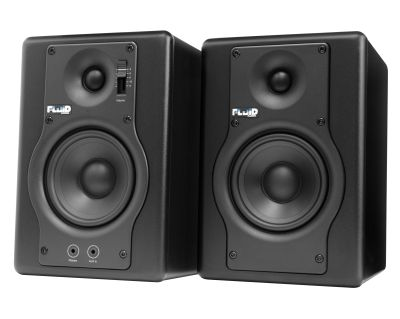 Fluid Audio F4 Monitor Paar aktiv