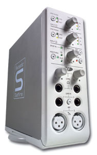 Focusrite Saffire Firewire Interfaces mit DSP