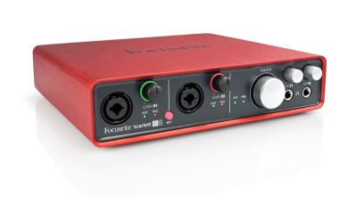 Focusrite Scarlett 6i6 USB 2.0 Audio-Interface