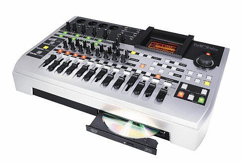 Fostex MR-16HD/CD 16 Spur Recorder