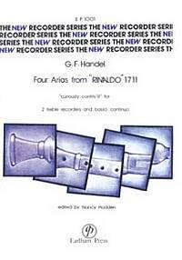 Four Arias Rinaldo - Händel