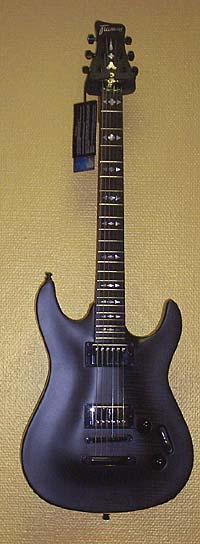 Framus Camarillo Custom nirvana black