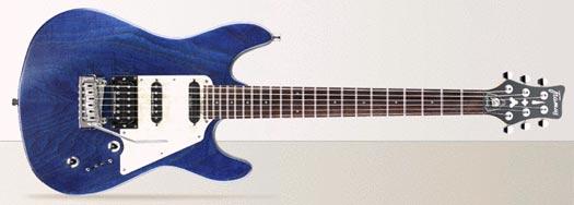 Framus Diablo Pro Ocean Blue OF