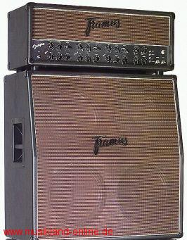 Framus Dragon Half Stack