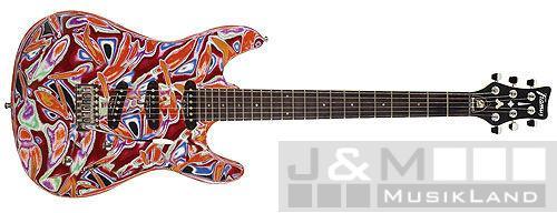 Framus Monterey Custom E-Gitarre inkl. Gigbag