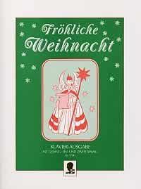 Fröhliche Weihnacht Ausgabe für Klavier