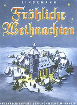 Fröhliche Weihnachten - Klavier