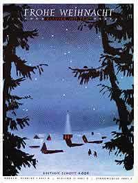 Frohe Weihnacht für Klavier