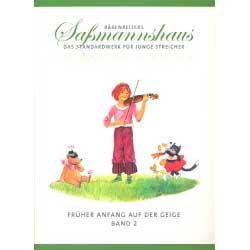 Früher Anfang auf der Geige Band 2