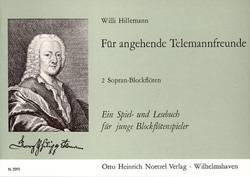 Für angehende Telemannfreunde - 2 Sopranblockflöten