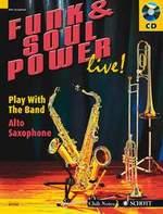 Funk & Soul Power Alt-Saxophon