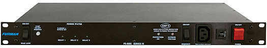 Furman PS-8R/E II Power-Conditioner und Stromverteiler