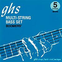 GHS Boomers Bass Saiten 40-120