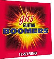 GHS Boomers GB-12L 12-strings Saiten Satz