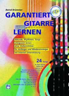 Garantiert Gitarre lernen inkl. CD