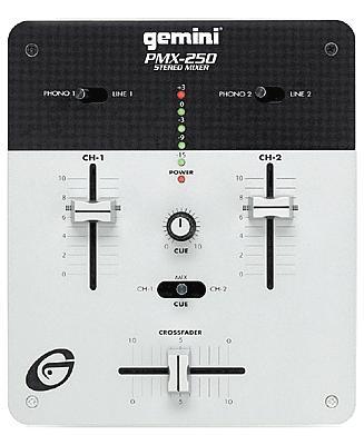 Gemini PMX-250 DJ Mixer
