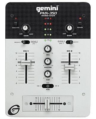 Gemini PMX-350 DJ Mixer