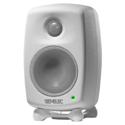 Genelec 6010 BWM Aktiver Desktop-Lautsprecher