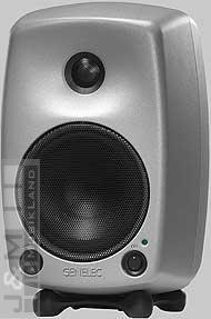 Genelec 8030 A Monitor silbermetallic