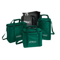 Genelec Transporttasche 8040-421 für 2 x 8040/A8240A grün
