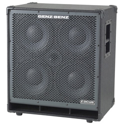 Genz Benz FCS 410T Bass Box