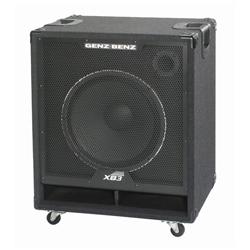 Genz Benz GB 115T XB3 G-Flex Bass Box