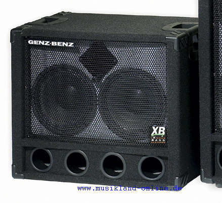 Genz Benz GB 210T XB2 Bass Box 4 Ohm