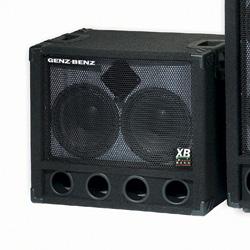 Genz Benz GB 210T XB2 Bass Box 8 Ohm