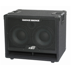 Genz Benz GB 210T XB3 G-Flex Bass Box