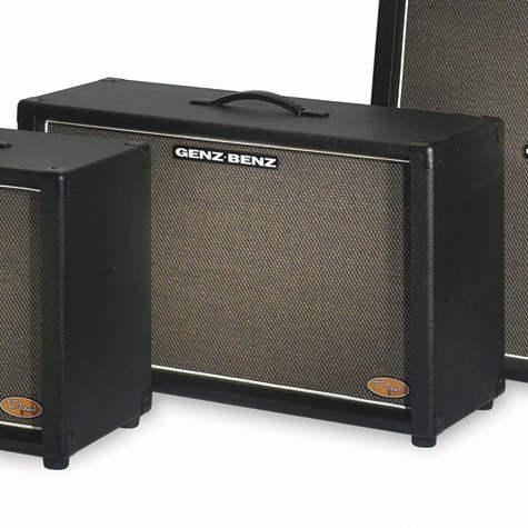 Genz Benz GB 212 TS Vintage Gitarren Box Tribal Series