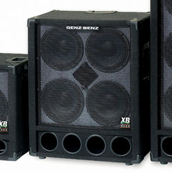 Genz Benz GB 410T XB2 Bass Box 4 Ohm