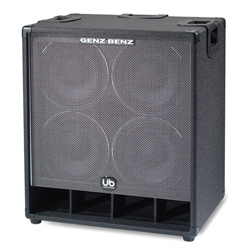 Genz Benz GB 410T UB-4 Bass Box