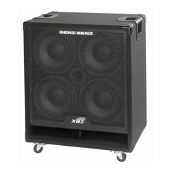 Genz Benz GB 410T XB3 G-Flex Bass Box