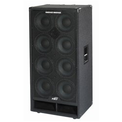 Genz Benz GB 810T XB3 G-Flex Bass Box