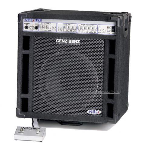 Genz Benz Neox 400 Bass Combo