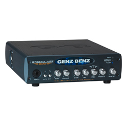 Genz Benz STM 600 Streamliner Bass Head