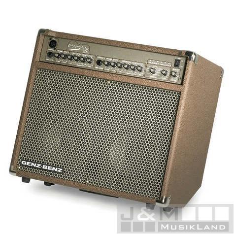 Genz Benz SHENANDOAH 60 Akustik Verstärker