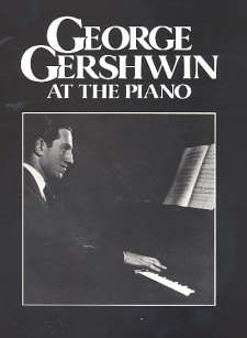 Gershwin, George - at the piano