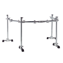 Gibraltar GCS-450C Chrome Road Serie 4-Post Curved Rack
