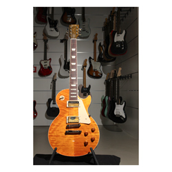 Gibson 2013 Les Paul Standard Translucent Amber