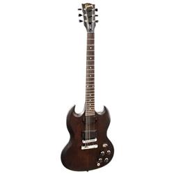 Gibson 2013 SGJ Rubbed Vintage Burst Satin