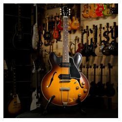 Gibson ES-330 V.O.S. Vintage Burst E-Gitarre