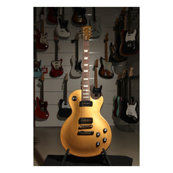 Gibson Les Paul 50's Tribute 2013 Gold Top Dark Back
