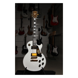 Gibson Les Paul Custom AW GH