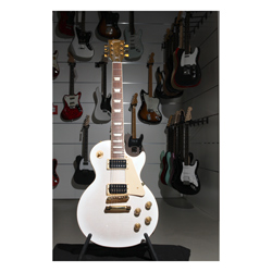 Gibson Les Paul Signature 2013 T Gold Series Alpine White Burst