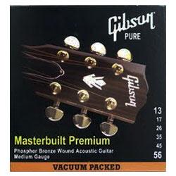 Gibson MB13 Masterbuilt Premium Phosphor Bronze .013-.056