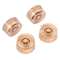 Gibson PRSK-020 4 Speed Knobs Gold
