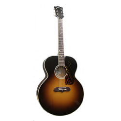Gibson SJ-100 Westerngitarre Vintage Sunburst